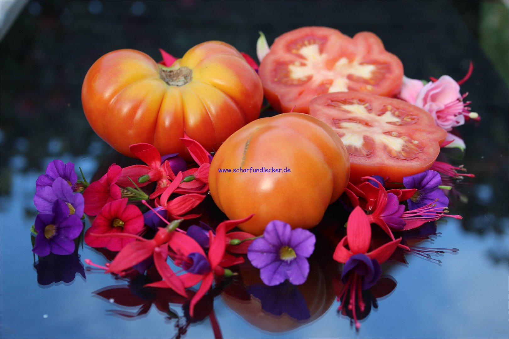 ramallet mallorquinische tomate tomatensamen scharf lecker. Black Bedroom Furniture Sets. Home Design Ideas